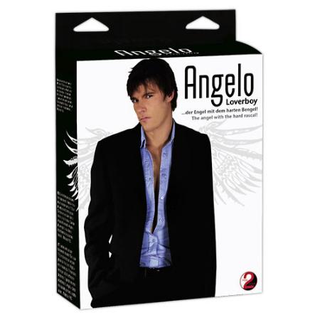 Loverboy Angelo Opblaaspop